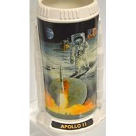 "Longton Crown Apollo II Mug ""The Eagle Has Landed Commemorative Tankard"