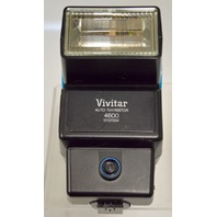 Vivitar 4600 Auto Thyristor Flash for Canon AE-1 A-1 FD camera