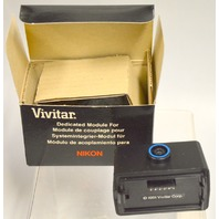 Vivitar Dedicated processor module  DM/N for Nikon