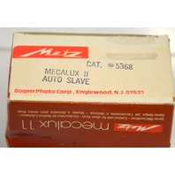 Metz Servo-Blitzausloser Mecalux 11 - Hot Shoe Slave Optical Flash Trigger