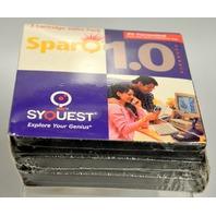 Syquest Spar! 1.0 Gigabyte 3 pack Formatted Discs