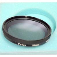 Nikon 62mm Polarizing Screw-In Mount Camera Lens Filter - NIB
