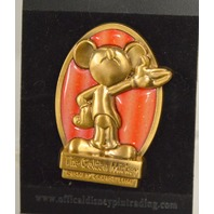 The Golden Mickey - Disney Cruise Line, Walt Theatre Pin 32228