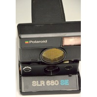 Polaroid SLR 680 SE Instant Film Camera