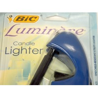 Bic Luminere Candle Lighter - 3 Position Wand - Blue