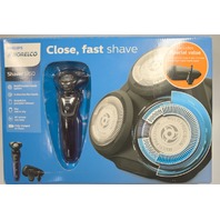 Philips Norelco Shaver 5150 w/SmartClick Nose & Ear Trimmer