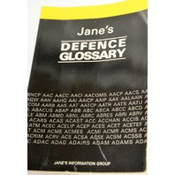 Jane's Defence Glossary