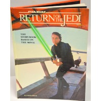 Star Wars Return of the Jedi-The Story based on the Movie.