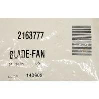 Whirlpool Kenmore 2163777 Evaporator Fan Blade - OEM, 3 3/8 dia - 6 blades