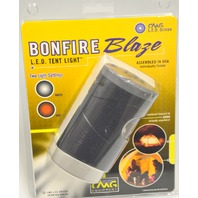 Bonfire Blaze L,E.D. w/lanyard for hanging -No fire hazard - by CMG Equipment