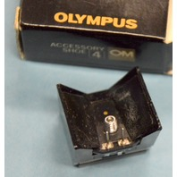 Olympus  Parts: Focusing Screen, Eyecup 1, M.Grip Cord 0.2m, Accessory Shoe +