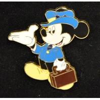Disney Pin - Mickey Dressed up - #66073