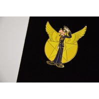 Disney Auctions United States Military Air Force Saluting Goofy Wings Pin