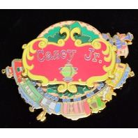 Disney Auction Casey Jr. - Circus Train Spinner Pin LE500 #DP00796
