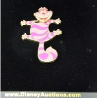 "Disney Cheshire Cat ""Legs"" Pin LE500 Slidder #00882"