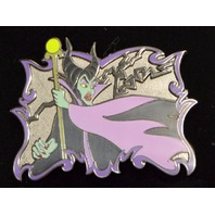 Disney Auction Pin - Maleficent with Lightning  LE 1000   #00392