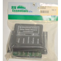 intellitec Bi-Directional Isolator Relay Delay Diesel 00-839-000 RV Motorhome