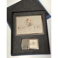 Mickey for Kids - Cigarette Lighter and Cigarette Holder - New