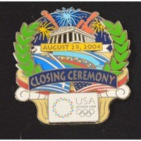Olympic Opening and Closing Pin for 2004 Olympics - Athens.