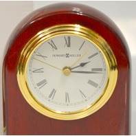 Howard Miller Table Alarm Clock Rosewood Arch #613-487