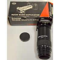 DOT Zoom Slide Duplicator for SLR Cameras- Variable Magnification. DL-1561