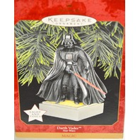 Hallmark  Ornament Darth Vader - Star Wars - Magic w/light and voice. #07531