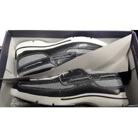 Rockport 9.5 W Gravelton Inky/Mesh Deck Shoes - #K60629  New