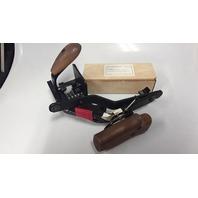 Stroboframe Bracket 300-416 w/Stroboframe System and shutter release. Untested.