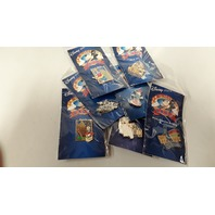 Disney Store 12 months of Magic Pins- 7 - Canada,The Picnic,United States and more
