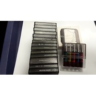 Cokin Filter (14), 1 254 Cokin Filter Holder and 5 pc set of Cokin Coloured Varnish #1