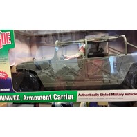 GI-Joe-Humvee-Armament-Carrier-with-Driver-MISB-Holds-10-figures #2076