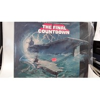The Final Countdown Original Motion Picture Soundtrack Vinyl Record