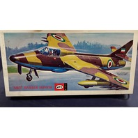 Vintage UPC MK57 Hawker Hunter #5063-100 1/50 Scale