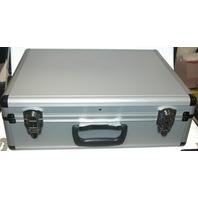 """Aluminum multi purpose brief case18""""x14""""x6"""""""