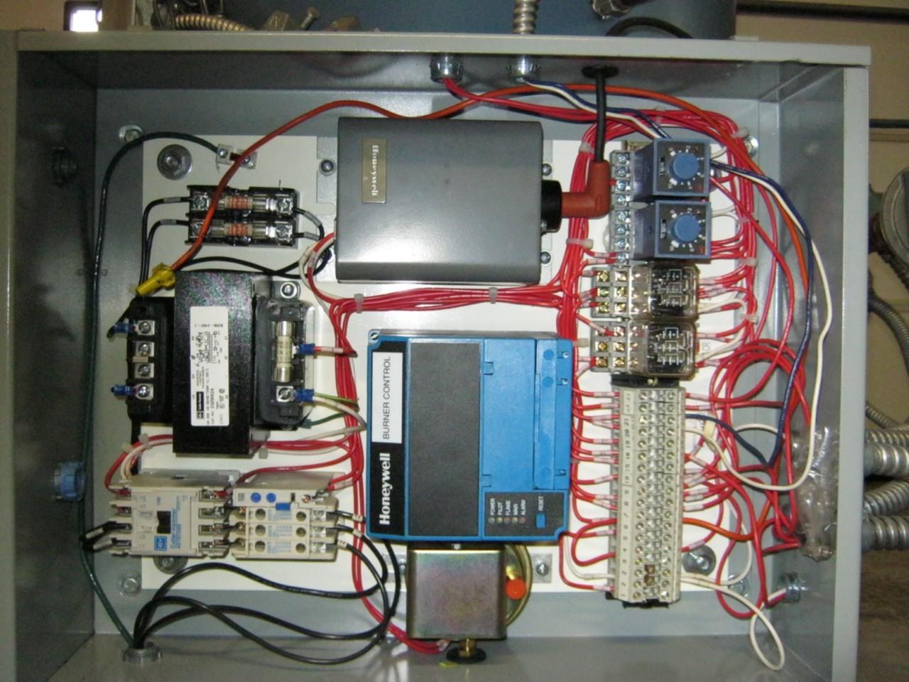 Hartzell 930 000 Btu Air Blast Heat Recovery Furnace W