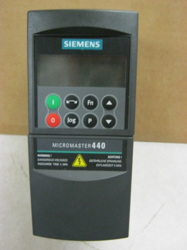 Convertitori MICROMASTER da kW a 2kW