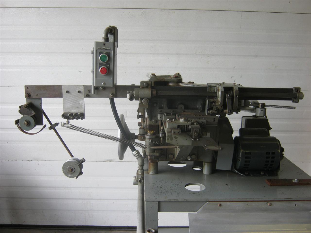 artos wire machine