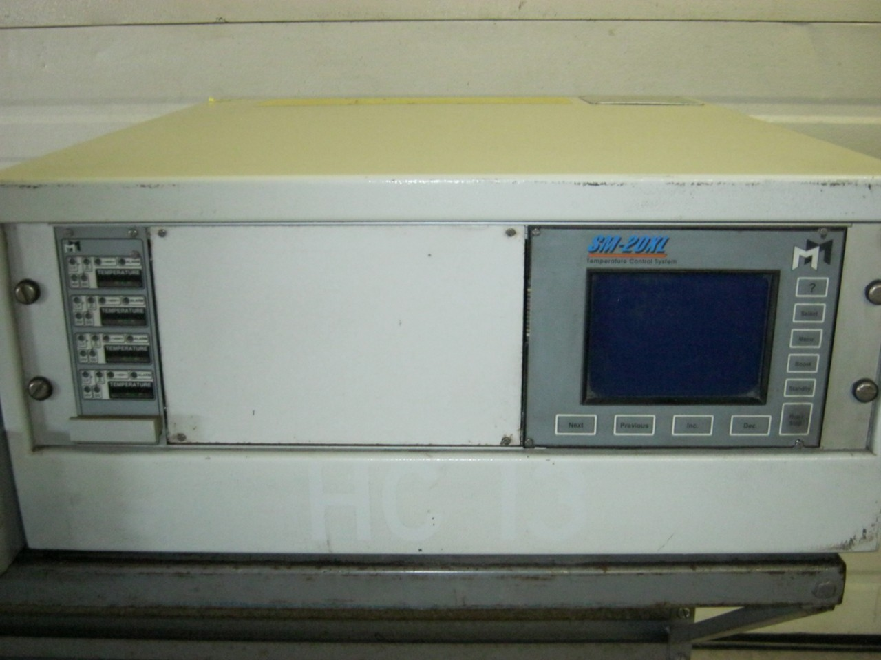 Details about Mold Masters LTD HR Temperature Control System Model #7C7A4F