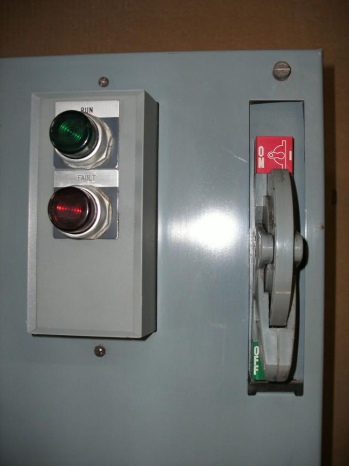 Dis Allen Bradley Centerline Motor Control Center Unit Ka
