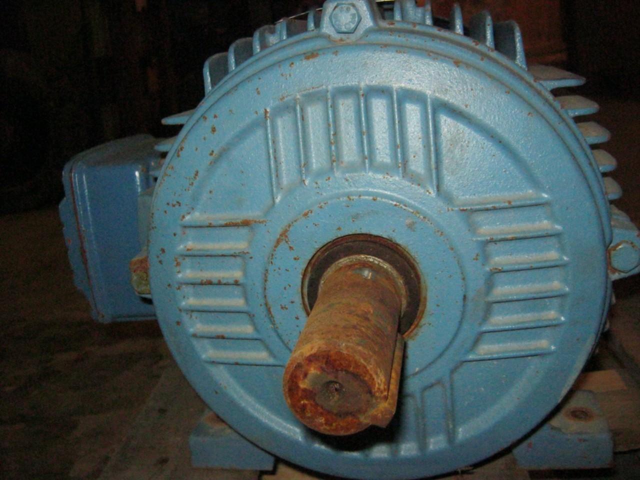 Weg w21 severe duty ac motor 10hp ebay for Weg severe duty motor
