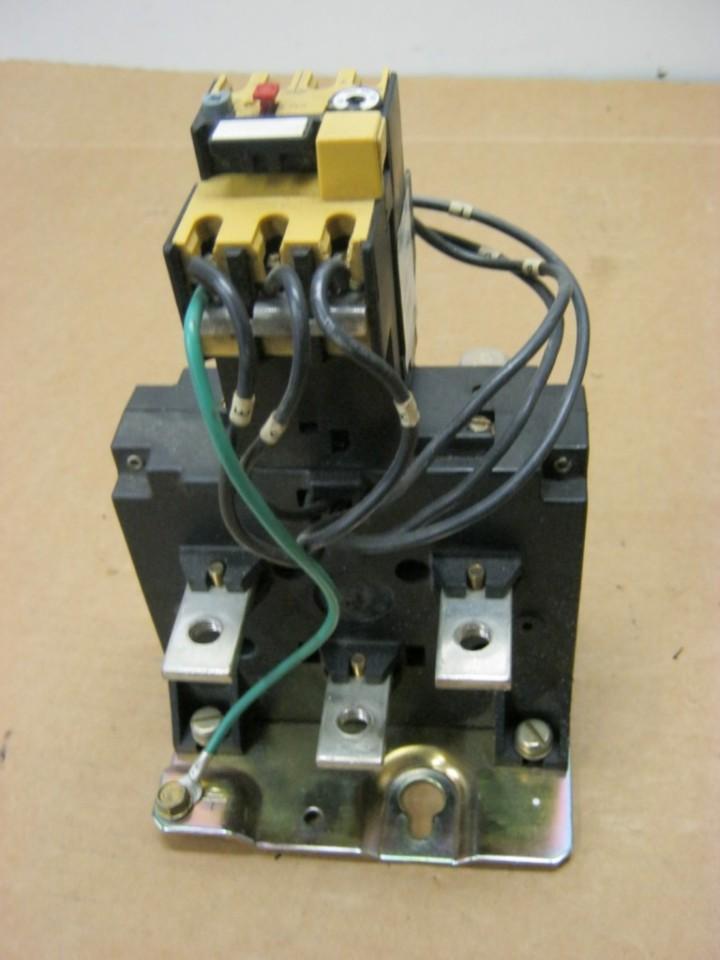 Allen bradley 193 dpd120 overload relay daves industrial for Allen bradley motor overload