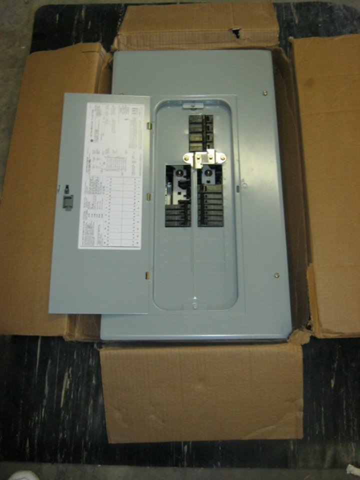 outdoor 100 amp meter with breaker box  outdoor  free