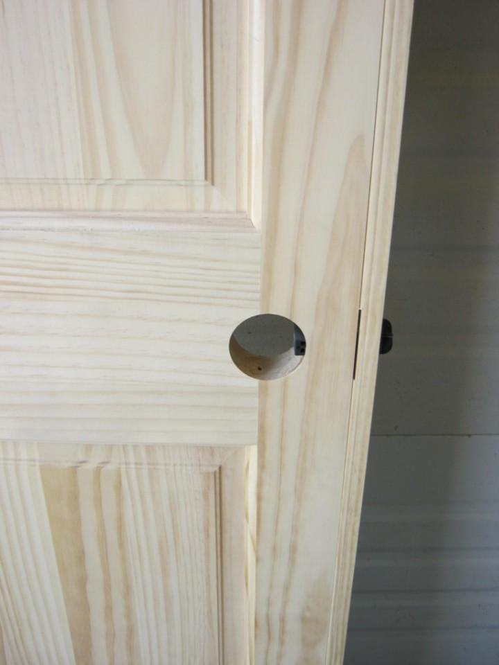 3 panel raised interior solid pine door unfinished 19 15 for 16 x 80 door