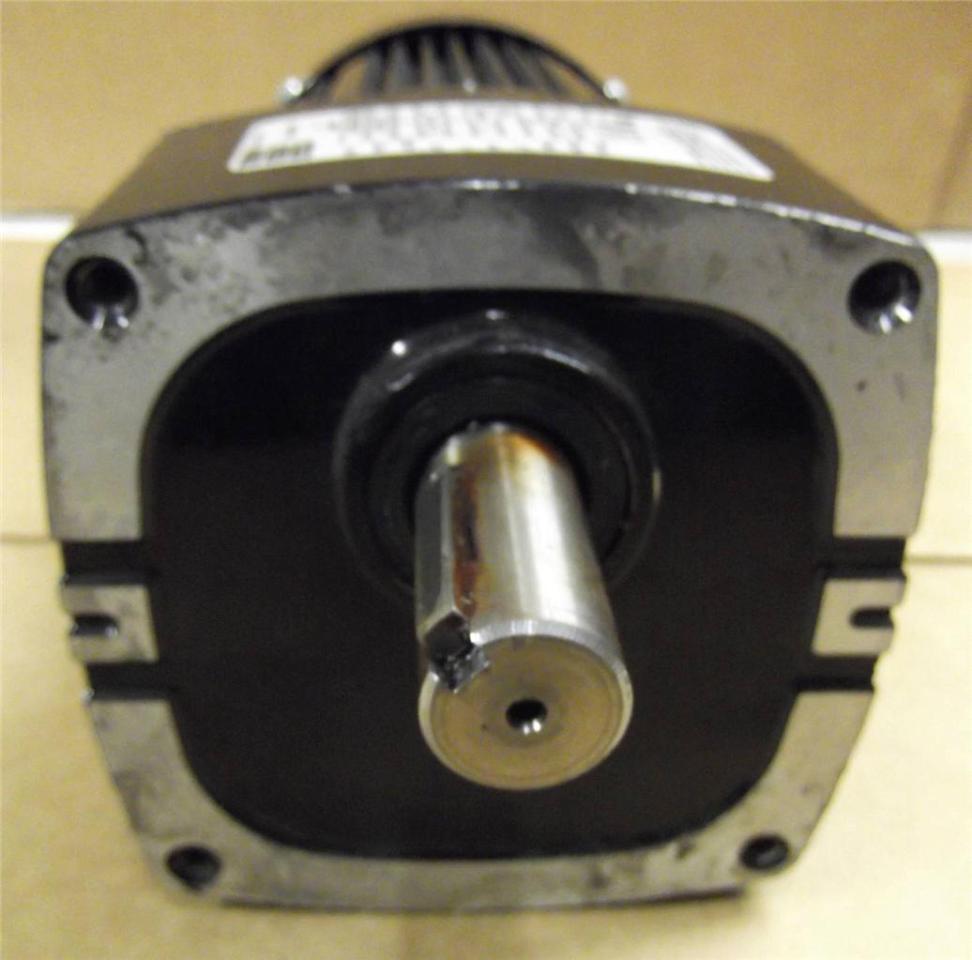 Bodine Electric 42r5bfsi E2 10 1 170rpm Fractional