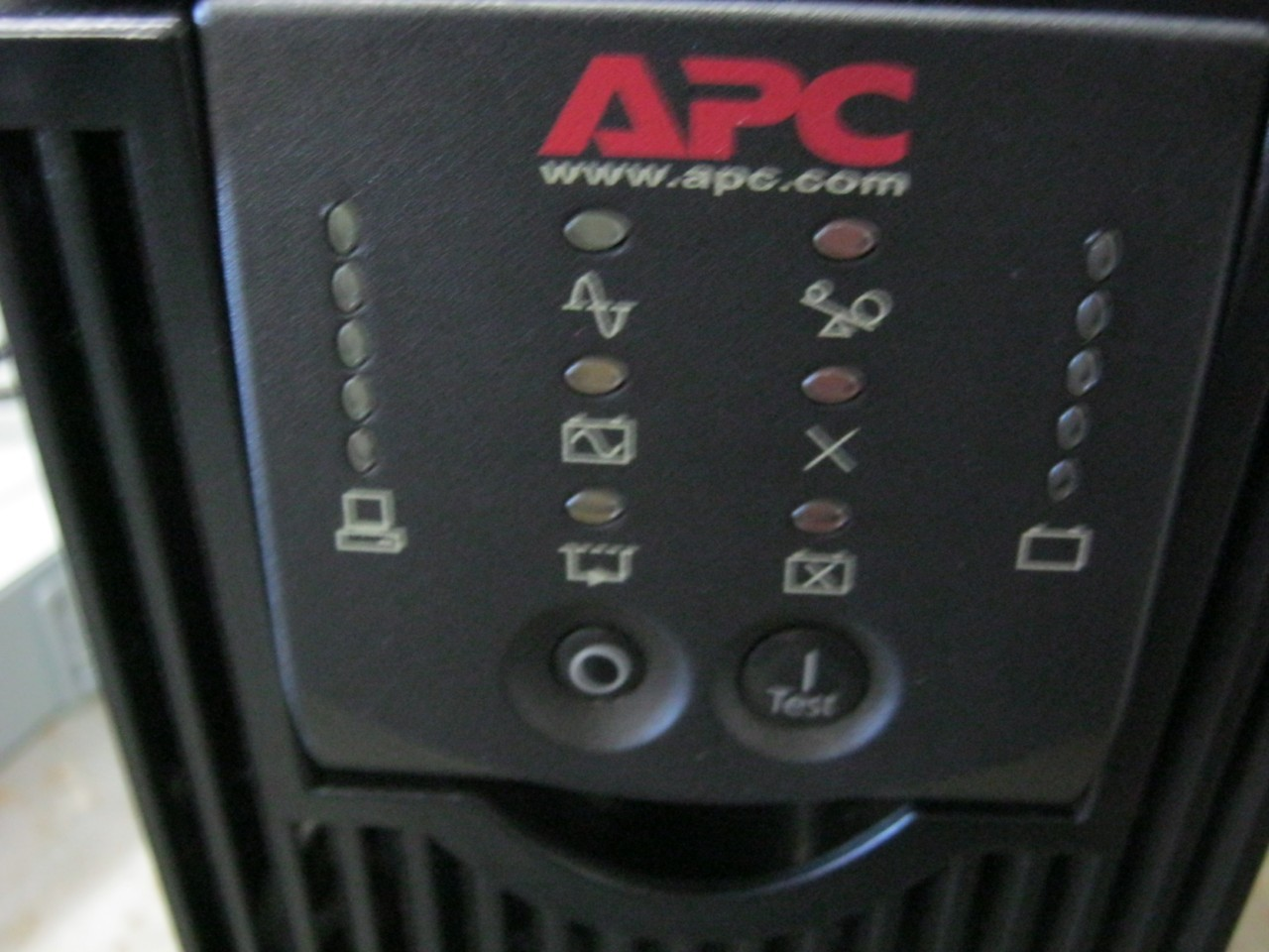 Apc Smart Ups Rt 3000 With Surt005 Step Down Transformer
