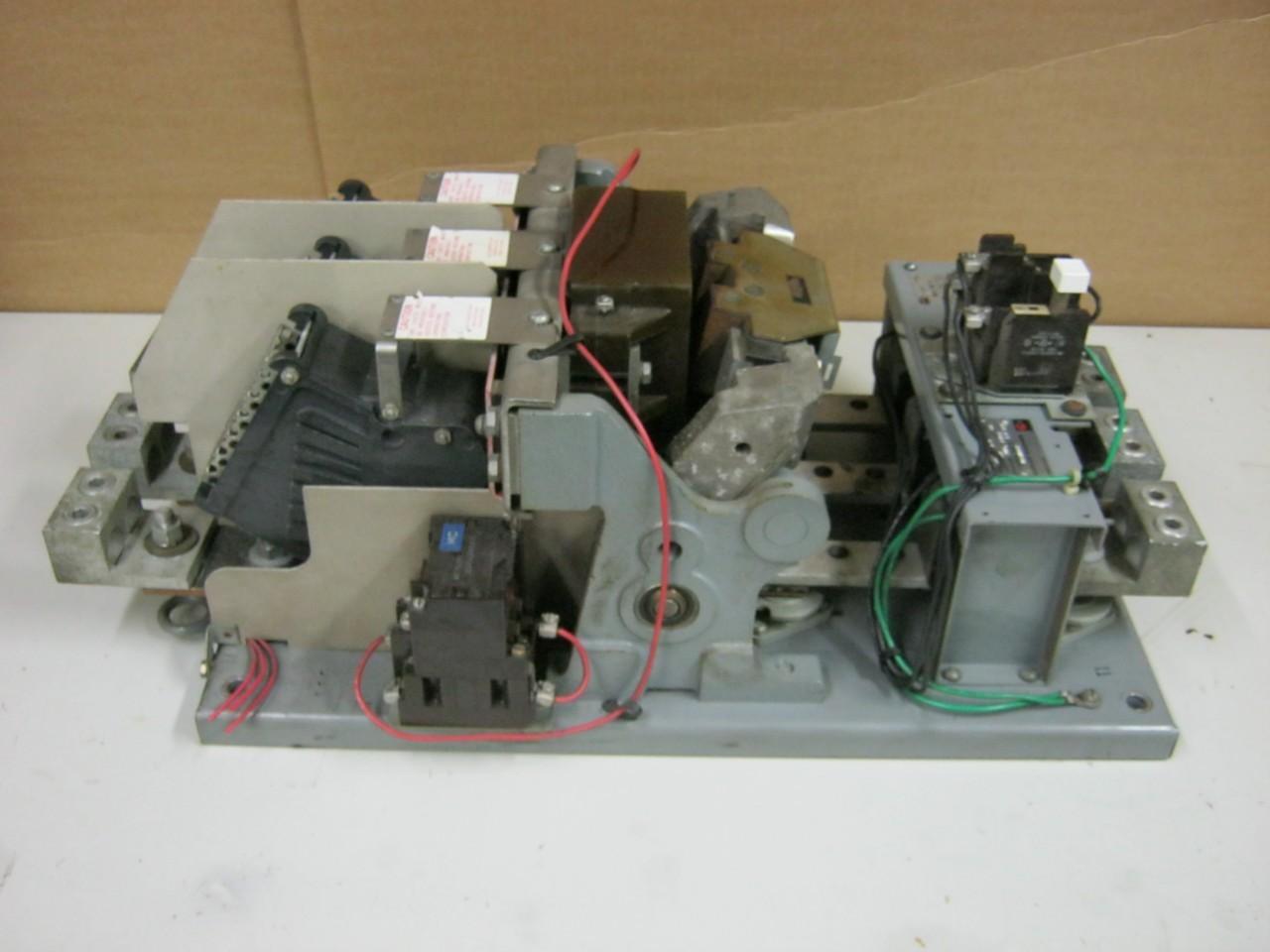 Cutler hammer nema size 6 motor starter 600 v 3 phase 480 for 3 phase motor starter