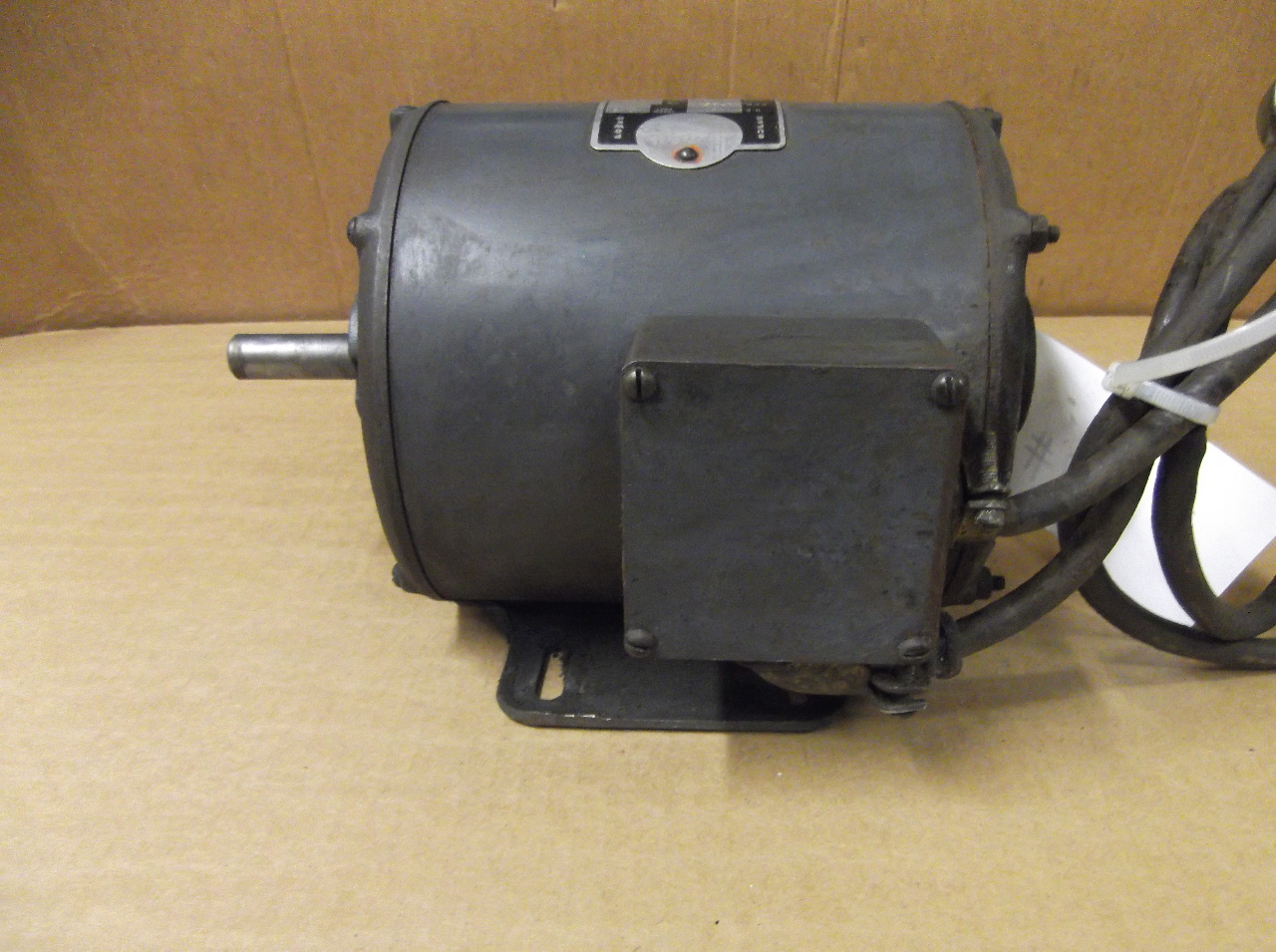 Atlas 1 2 hp electric motor 1 2 hp 1725 rpm for 2 rpm electric motor