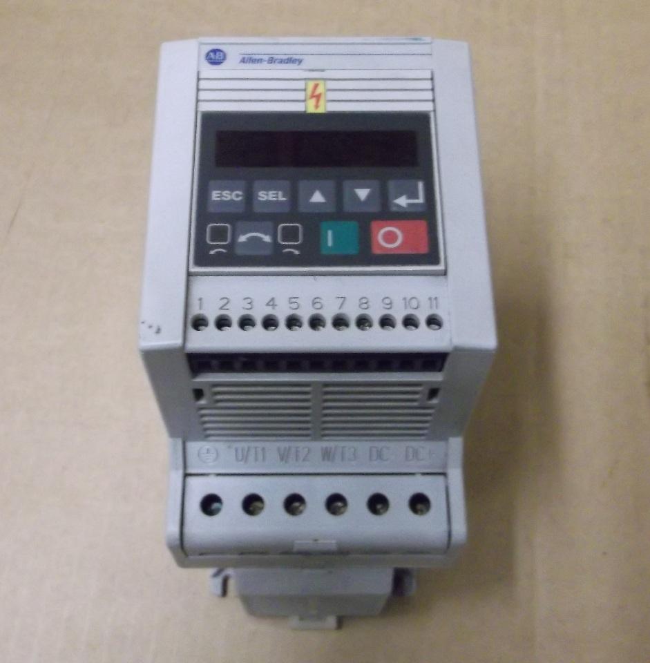 Allen bradley 160 ba04nps1 series c ac drive daves for Air motors and drives llc