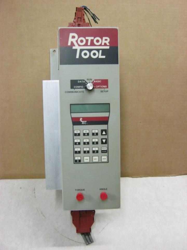 Rotor Tool Controller