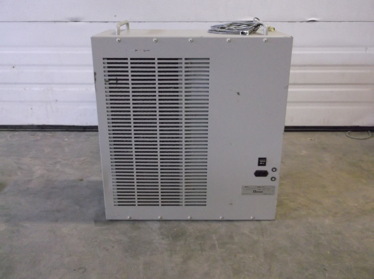 Industrial Cooling Units : Packard model refrigeration cooling unit daves